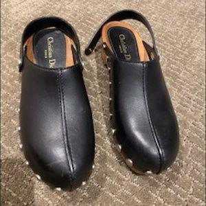 Christian Dior Clogs